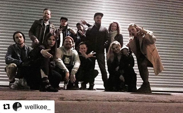 @wellkee_ with @repostapp ・・・ Krefeld Squad